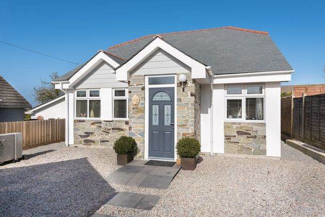 Thumbnail Bungalow for sale in South Downs, Redruth
