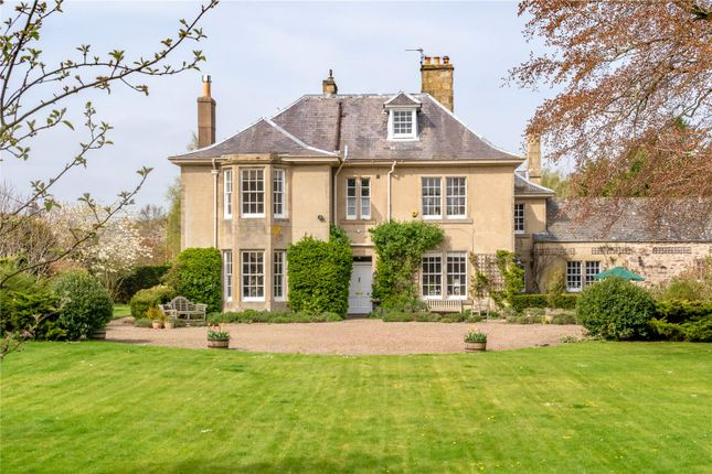 Thumbnail Detached house for sale in The Old Manse, Edrom, Duns, Berwickshire