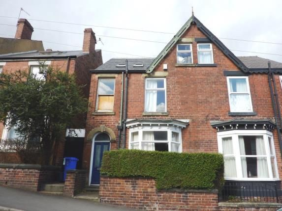 Thumbnail Semi-detached house for sale in Hunter House Road, Sheffield, South Yorkshire