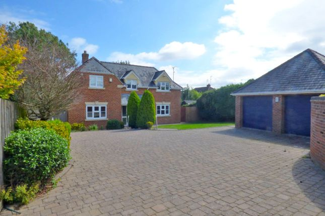 Thumbnail Detached house for sale in Sandfield Road, Churchdown, Gloucester, Gloucestershire