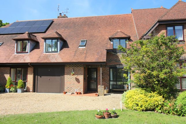 Thumbnail Terraced house for sale in Langtons Court, Sun Lane, Alresford