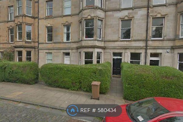 Thumbnail Flat to rent in Thirlestane Road, Edinburgh