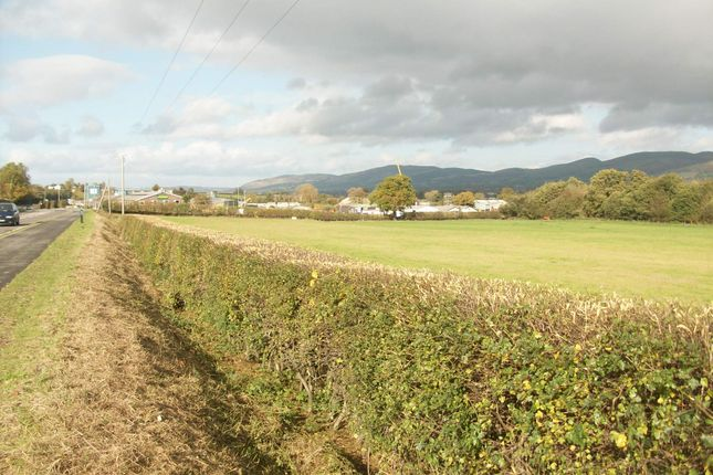 Thumbnail Land for sale in Land At Lon Gwernydd, Ruthin