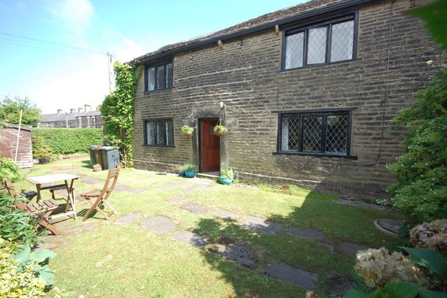 Thumbnail Semi-detached house for sale in Queen Street, Hadfield, Glossop