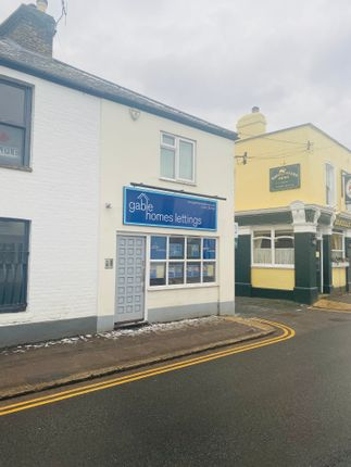 Thumbnail Office for sale in Queens Road, Hersham