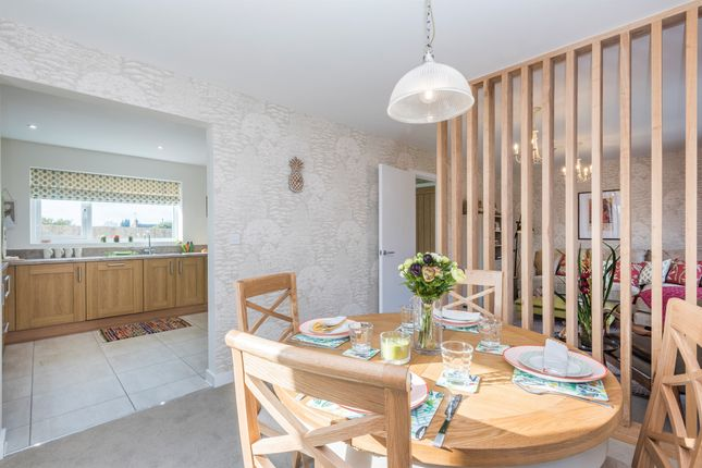 Thumbnail Detached house for sale in Walnut Tree Fields, Mattishall, Dereham