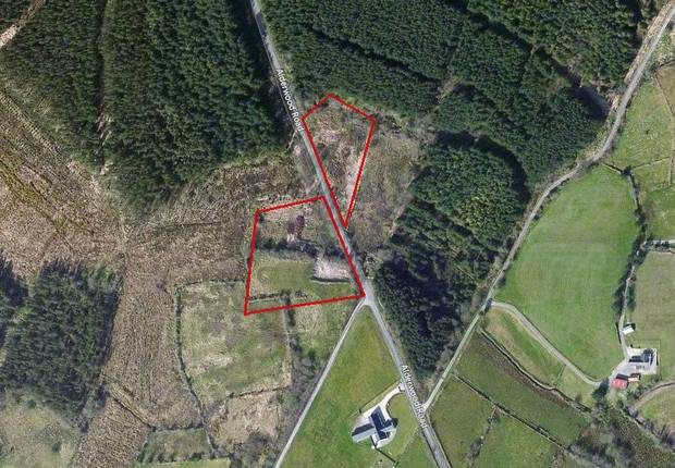 Thumbnail Land for sale in Alderwood Road, Fivemiletown