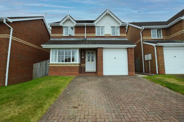 3 bed detached house for sale in Allerburn Lea, Alnwick NE66