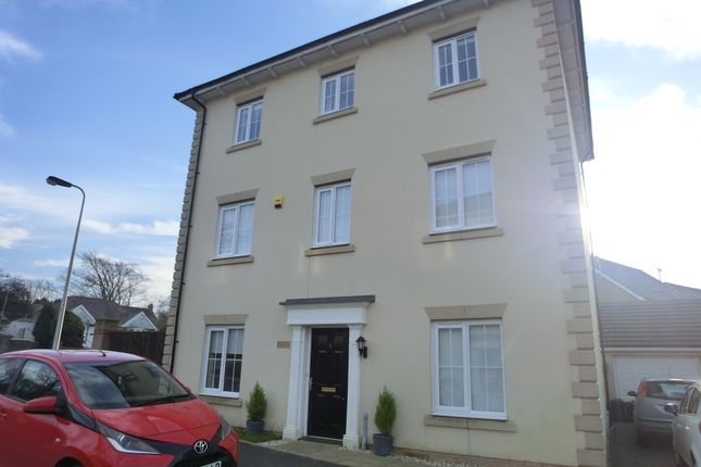 Thumbnail Detached house to rent in Parc Y Garreg, Parc Gwenllian, Mynydd Garreg, Kidwelly.