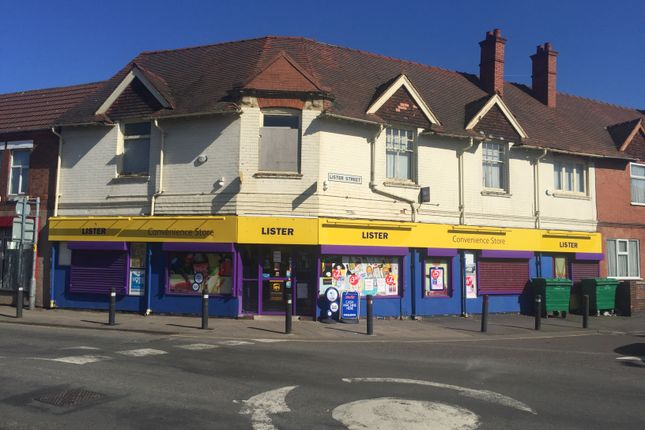Thumbnail Retail premises to let in Lister Street, Nuneaton