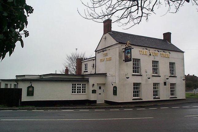 Thumbnail Pub/bar for sale in Yew Tree, Stinchcombe, Dursley GL11, Stinchcombe, Gloucestershire