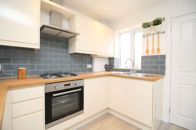 Thumbnail Terraced house for sale in Sandon Mount, Hunslet, Leeds