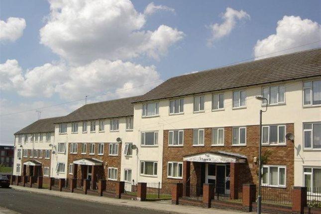 Thumbnail Flat to rent in Lemon Street, Kirkdale, Liverpool