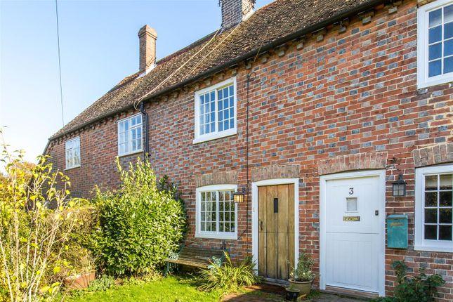 Thumbnail Cottage for sale in Wellers Town Road, Chiddingstone, Edenbridge
