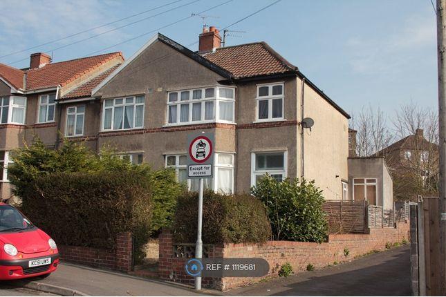 Thumbnail Semi-detached house to rent in Shaldon Road, Bristol