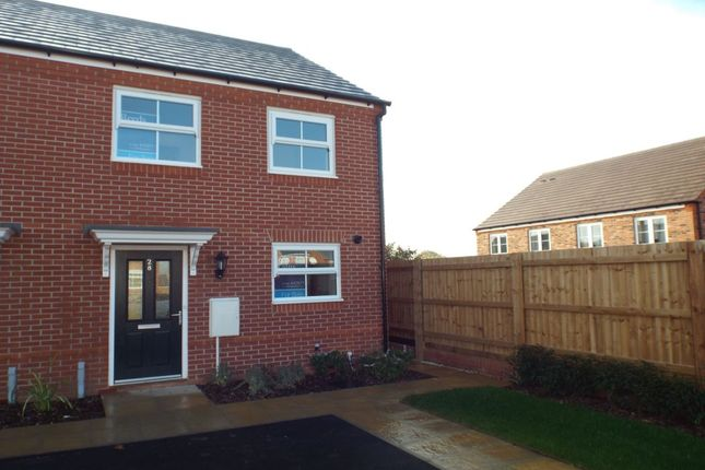 Thumbnail Semi-detached house for sale in Ross Crescent, Inkberrow, Worcester
