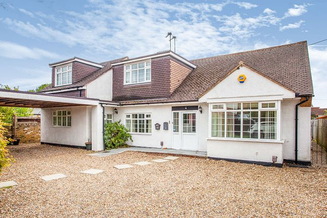 Thumbnail Bungalow for sale in The Meads, Bricket Wood, St. Albans, Hertfordshire