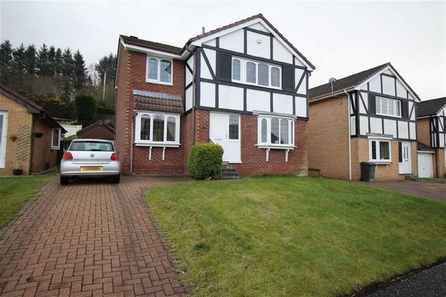 Thumbnail Detached house for sale in Taymouth Drive, Gourock, Renfrewshire