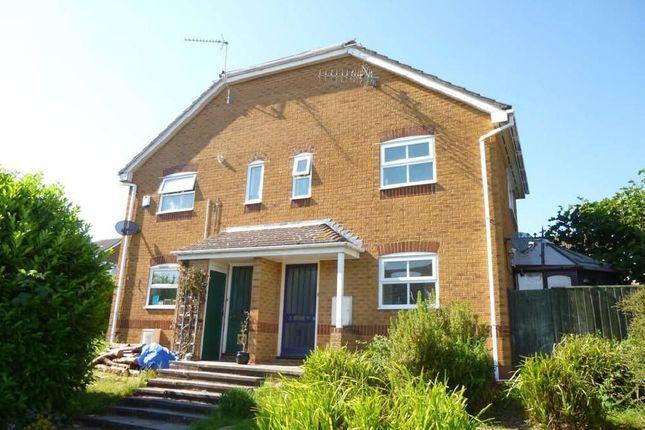 Thumbnail End terrace house to rent in Jordan Close, Pewsham, Chippenham