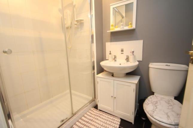Showerroom of Turnberry Crescent, Coatbridge, North Lanarkshire ML5