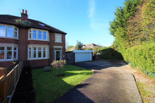 Thumbnail Semi-detached house to rent in Winster Place, Blackpool