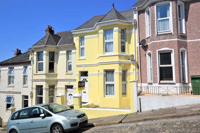 Thumbnail Terraced house for sale in Turret Grove, Plymouth, Devon