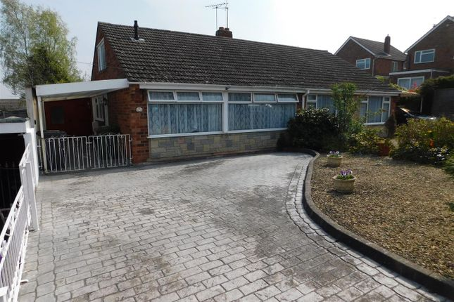 Thumbnail Semi-detached bungalow for sale in Hales Park, Bewdley
