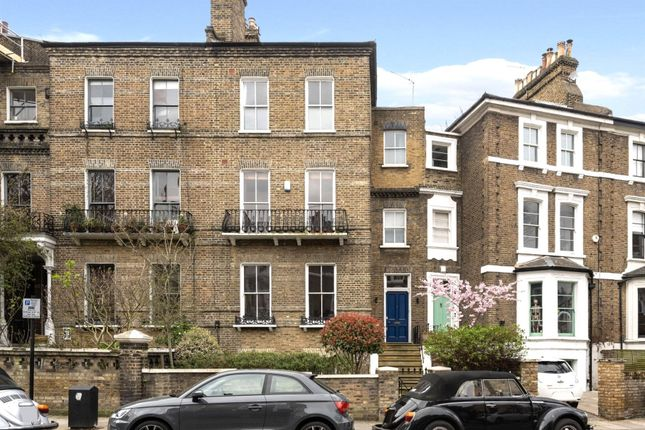 5 bed terraced house for sale in Gloucester Crescent, Primrose Hill, London NW1