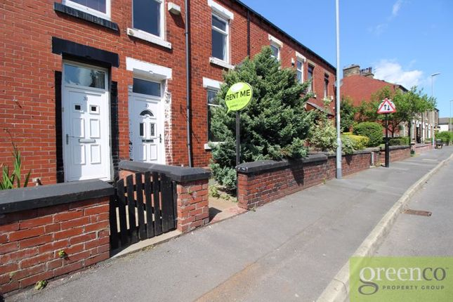 3 bed terraced house to rent in Smallbrook Road, Shaw, Oldham OL2