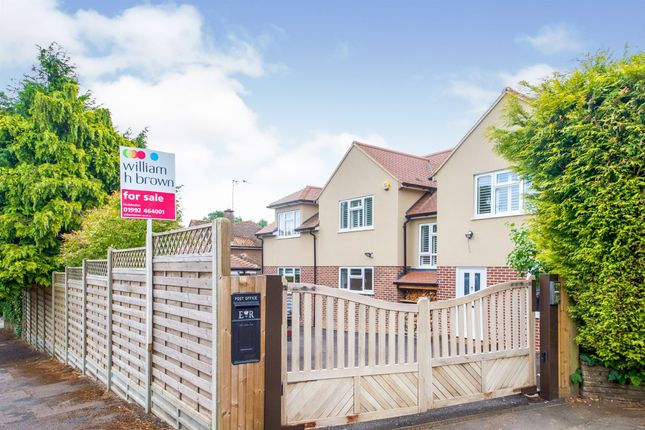 Thumbnail Detached house for sale in Rosehill Close, Hoddesdon
