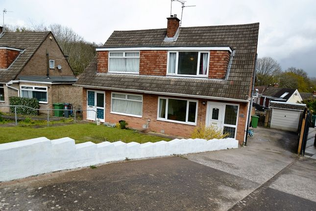 Thumbnail Semi-detached house for sale in Lothian Crescent, Penylan