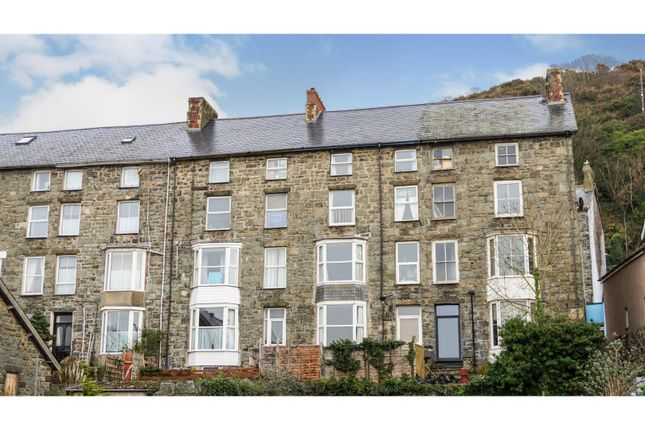 Thumbnail Terraced house for sale in Glasfor Terrace, Barmouth
