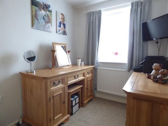 Bedroom Three of Finglesham Court, Maidstone, Kent ME15