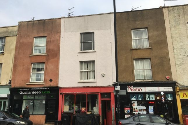 Thumbnail Commercial property for sale in 17 Midland Road, Old Market, Bristol, City Of Bristol