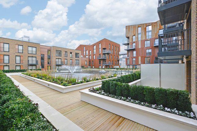 Thumbnail Flat to rent in Royal Victoria Gardens, Marine Wharf, London