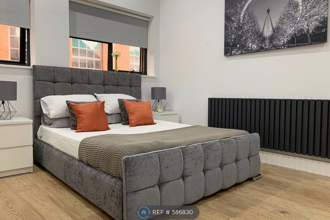 Thumbnail Flat to rent in Guildford Street, Luton