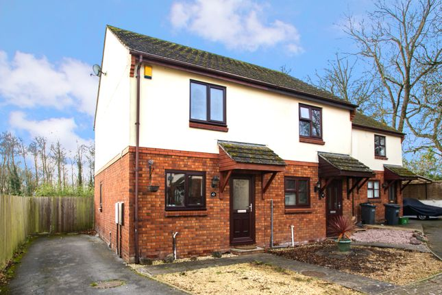 Thumbnail End terrace house for sale in Nightingale Close, Torquay
