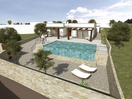 Image 1 3 Bedroom Villa - Central Algarve, Sao Bras De Alportel (Jv10140)