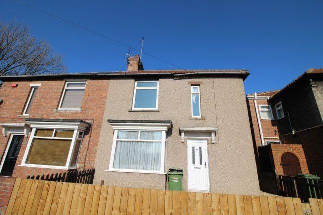 Thumbnail Semi-detached house to rent in Norton Avenue, Norton, Stockton-On-Tees