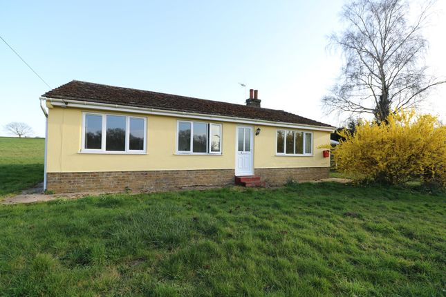 3 bed detached bungalow to rent in Fen Street, Redgrave, Diss IP22