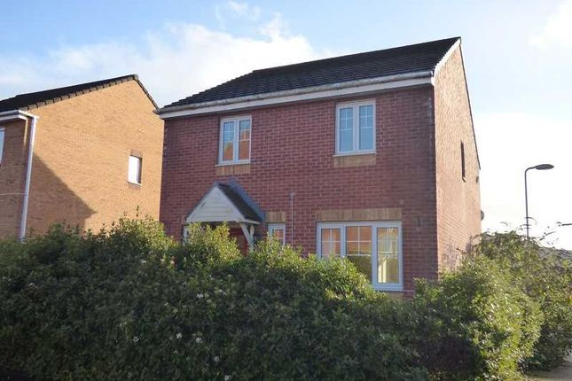 Thumbnail Detached house to rent in 16 May Drew Way, Cwrt Penrhiwtyn, Neath .