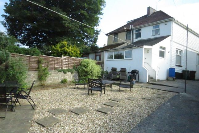 Thumbnail Semi-detached house for sale in Garden Village, Plymouth