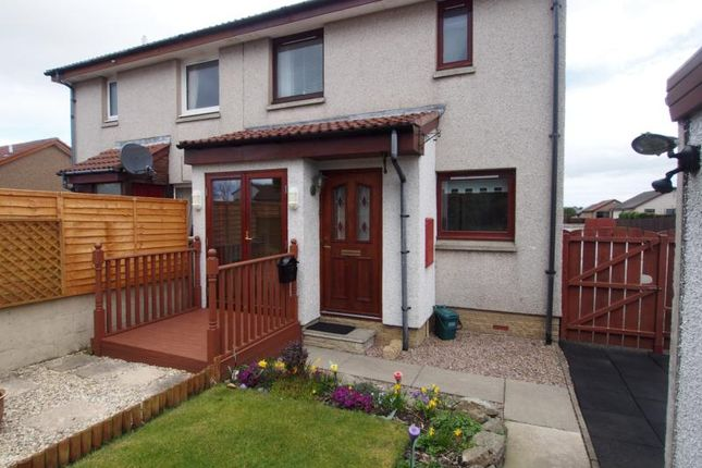 Thumbnail End terrace house to rent in Whinpark Circle, Portlethen