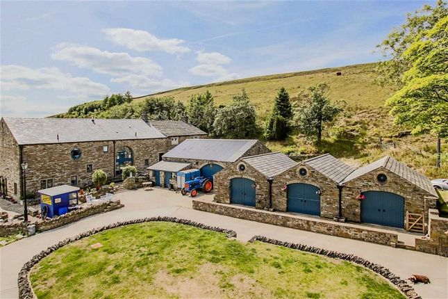 Thumbnail Barn conversion for sale in Cribden Lane, Crawshawbooth, Rossendale