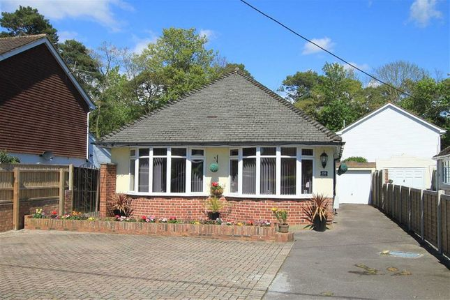 Thumbnail Detached bungalow for sale in Ringwood Road, Walkford, Christchurch, Dorset