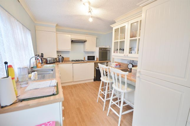 Kitchen of The Spinney, Jaywick Lane, Clacton-On-Sea CO16