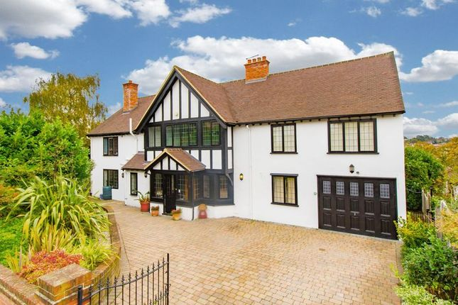 Thumbnail Detached house for sale in Connaught Hill, Loughton