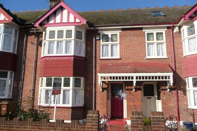 Thumbnail Terraced house to rent in Beechwood Avenue, Chatham