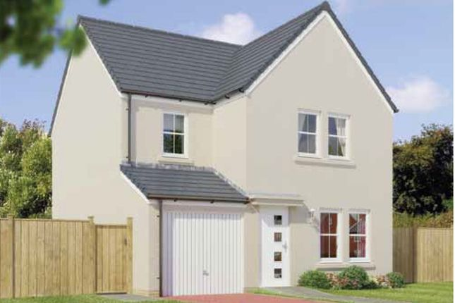 "Thumbnail Detached house for sale in ""The Leslie"" at Stable Gardens, Galashiels"