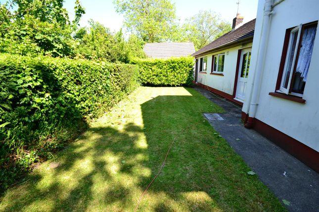 Externally of Templebar Road, Pentlepoir, Saundersfoot SA68